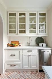 kitchen cabinets pic crisp u0026 classic white kitchen cabinets southern living