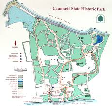 High Cliff State Park Map by Striperonline