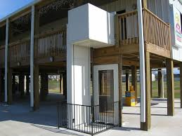 homes with elevators outdoor elevators for homes residential cargo lift porch lift