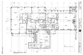 construction floor plans construction plan drawing modern house