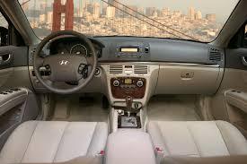 2006 hyundai sonata airbag recall 2006 10 hyundai sonata consumer guide auto