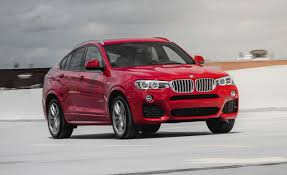 bmw x4 car 2015 bmw x4 xdrive35i test review car and driver