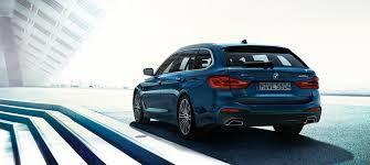 bmw 5 series touring design