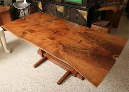 George Nakashima Desk George Architecture Pinterest George Nakashima Tables