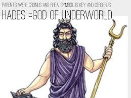 greek gods by connor mccaffrey