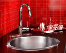 Oval Kitchen Sink Kitchen Sinks Stainless Steel Drop In Undermount Just Sinks