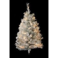 christmas tree prelit pre lit flocked christmas tree wayfair