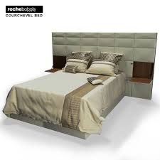 Roche Bobois Bedroom Furniture by Rochebobois Courchevel Bed 3d Model Cgtrader