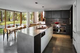 Sleek Kitchen Designs by 100 Concrete Kitchen Design Concrete Kitchen Island