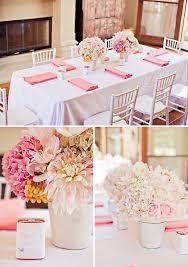 baby shower table settings brilliant design baby shower table settings sumptuous sweet pink and
