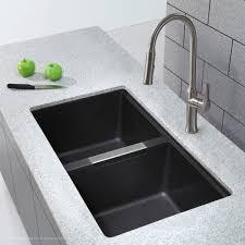 kitchen beautiful undermount sink sizes double bowl undermount