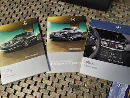 2010 mercedes e350 e550 coupe owners manual navigation book