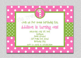 polka dot invitations hot pink polka dot birthday invitation polka dot birthday