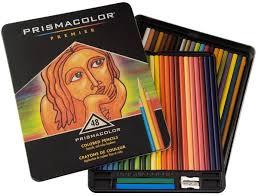 prismacolor pencils prismacolor colored pencils 48 set 007090 details rainbow