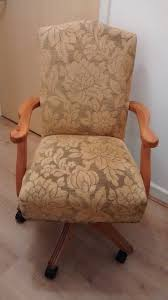 ducal rock and swivel upholstered computer chair in neath neath