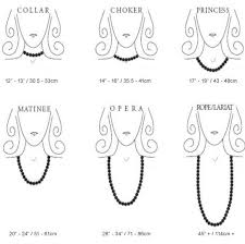 necklace choker length images 166 best necklines and necklaces images collars my jpg