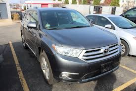 toyota highlander 2012 used 2012 used toyota highlander 4wd 4dr v6 limited at east