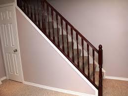 plain basement stairs a inside design