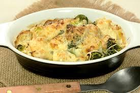 cuisiner le chou frisé gratin de chou frisé à l italienne une recette de plat facile