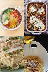 Cooking Italian Comfort Food One Pot Italian Recipes Popsugar Food