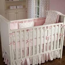 Solid Pink Crib Bedding Bedding Cribs Admirable Pink Crib Bedding Pink Crib Bedding With
