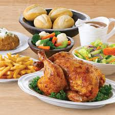family pak rotisserie and grill menu swiss chalet