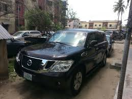 bulletproof jeep neatly used 2011 bullet proof nissan patrol asking price n13m