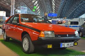 live from the frankfurt motor show renault fuego turbo ran when