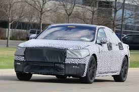 lincoln sports car 2017 lincoln continental to replace 2016 lincoln mks in late