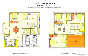types of house plans villa type house designs floor plan house plans contemporary home