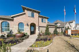 Dr Horton Canyon Falls Floor Plan by Highland Homes In Canyon Falls Flower Mound Texas