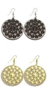 mr t feather earrings 3d printed earrings gold plated tassel ear drop alloy hook