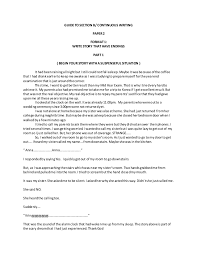 college application essay summer camp