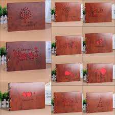 Large Photo Albums Online Get Cheap Large Wedding Albums Aliexpress Com Alibaba Group