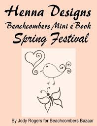 mini design ebook spring festival fresh festival mehndi designs