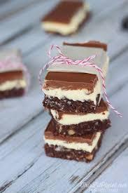 no bake nanaimo bars a chocolate holiday treat this lil piglet