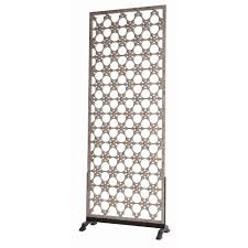 moroccan room divider single panel wall screen by arteriors i would use this to define