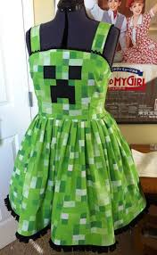 Minecraft Creeper Halloween Costume Minecraft Dress Google Minecraft