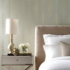 modern wallpaper in silver design by york wallcoverings radiant wallpaper from candice olson natural splendor by york