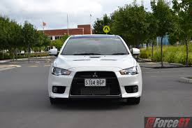 mitsubishi evo slammed mitsubishi lancer evolution x review 2015 final edition