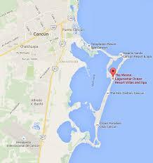 Cancun Map Hotel Review Westin Lagunamar Cancun Studio Villa