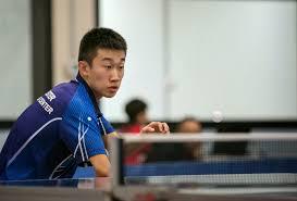 Us Table Tennis Team Kai Zhang Interview