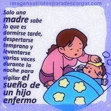 imagenes de triste porque mi amor esta malita palabras de aliento para una madre con un hijo enfermo imágenes