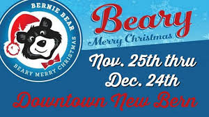 a few days left to visit santa and see snow at beary merry