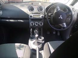 mitsubishi colt turbo interior mitsubishi colt z3 1 3l 2011 in maidstone kent gumtree