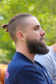 types of ponytails for men ponytail haircuts best 40 ponytail hairstyles for boys and men