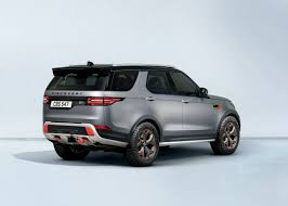 land rover suv 2016 new discovery svx land rover reveals all terrain champion at