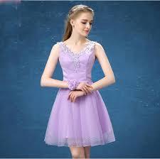 dresss light purple prom dresses for size