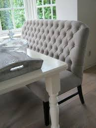 Kitchen Tables With Bench Seating And Chairs by 25 Best Dining Bench Seat Ideas On Pinterest Dining Booth