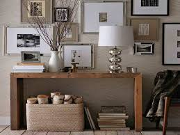 Cool Ideas For Entry Table Decor HomeStyleDiary Inside Design